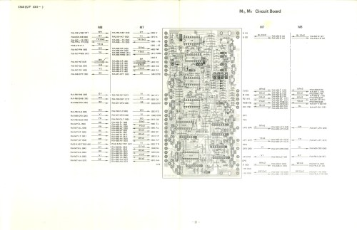 small resolution of  21 m7 8 circuit board wiring