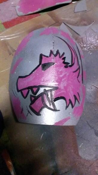 Sabine Wren build anooba paint