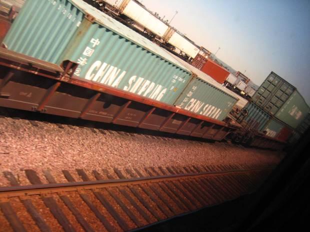 CITY LIFE.TRAIN RIDES
