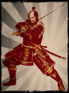 CULTURE.WARMONGER SAMURAI