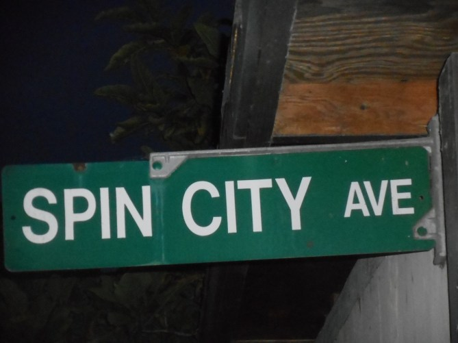 Spin City Loft!