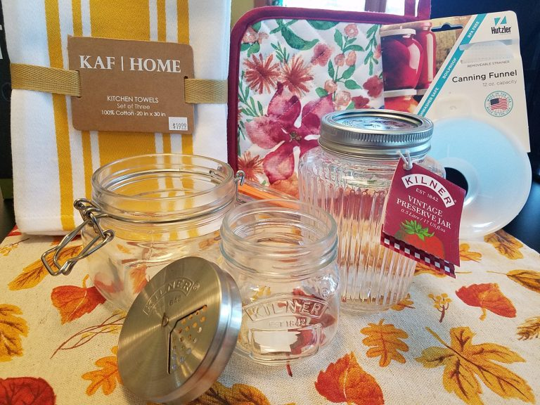 Refresh Your Table This Fall with Heathy Food Demos at The Rolling Pin in Olympia