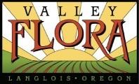 Valley Flora farms logo