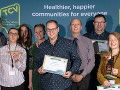 Green heroes get national recognition