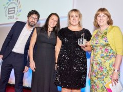 Social supermarket chain among award winning enterprises