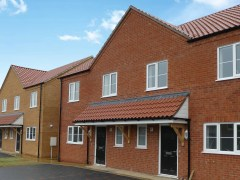 Local families benefit from new affordable homes in East Cambridgeshire