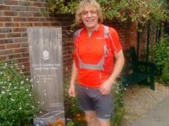 Year long running challenge raises money for mental health charity