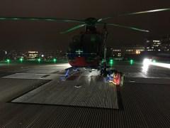 Devon Air Ambulance improves on board life saving treatment