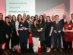 Campaigners honoured at awards ceremony
