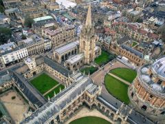 New charity project to open at Oxford Uni