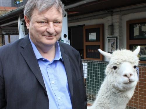 London community farm recruits Chair of Desmond Tutu Foundation