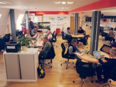 Social impact of coworking revealed