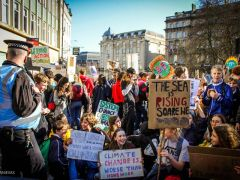 Charities take action on climate emergency