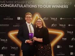Food checker app wins national award