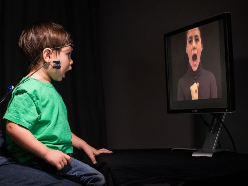 Hollywood CGI tech to be used to help toddlers