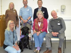 Assistance Dogs Charity hosts graduation ceremony