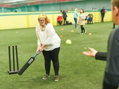 Sense-ible investment made in disabled sport