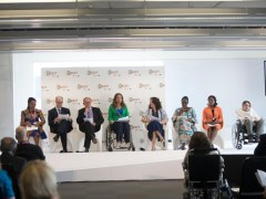 Employment programme helps disabled in developing countries