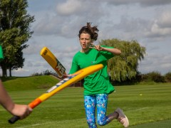 Inaugural Girls Wicketz Festival inspires and educates