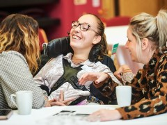 New service for disabled young adults