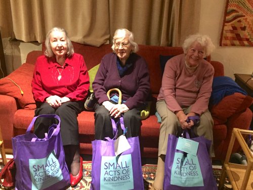 Hertfordshire charity helps older people keep warm in winter