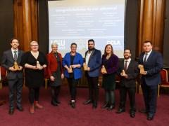 Living wage champion honoured