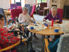 Funding boost for older people's well-being projects