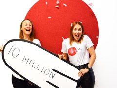Period poverty campaigners hit milestone