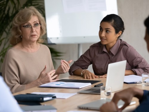 Events aim to help women into boardrooms