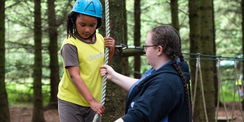 Girlguiding Scotland to bring guiding to more girls