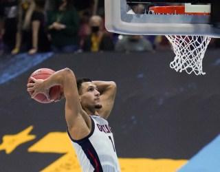 Jalen Suggs, top five of the NBA Draft