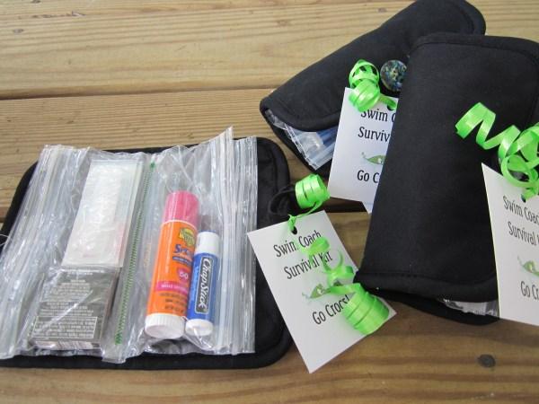 Coach as a Survival Kit Gift Ideas