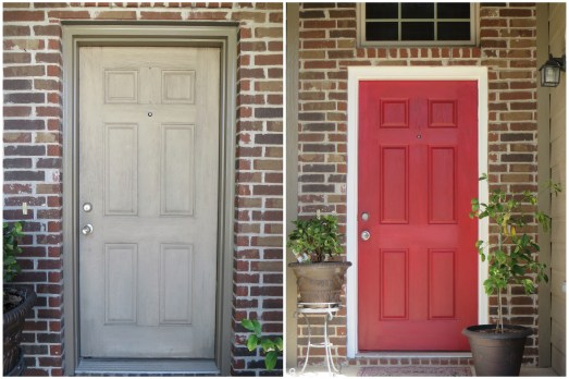 From drab to fab curb appeal in one weekend!