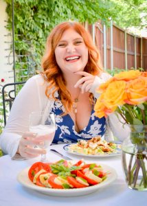 Top food blogger The Rose Table