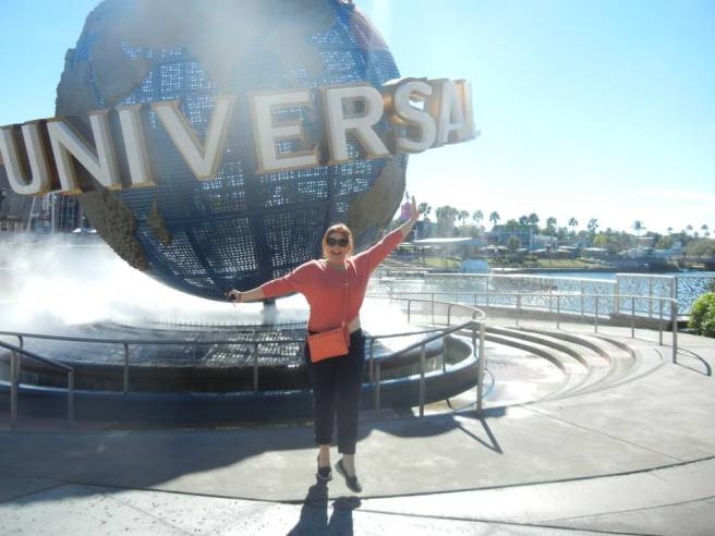 Universal Studios Orlando   The Rose Table