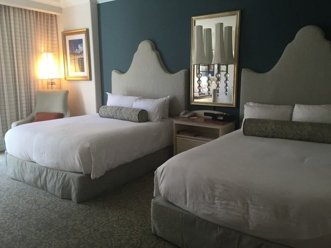 Loews Portofino Bay Hotel Universal Orlando | The Rose Table
