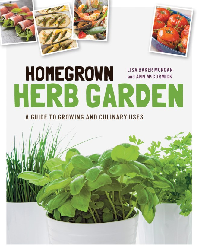 Homegrown Herb Garden, Quarry Books | The Rose Table