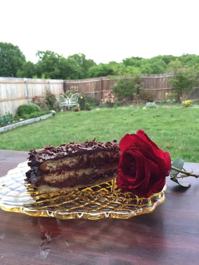 The Rose Table | Opera Cake Recipe