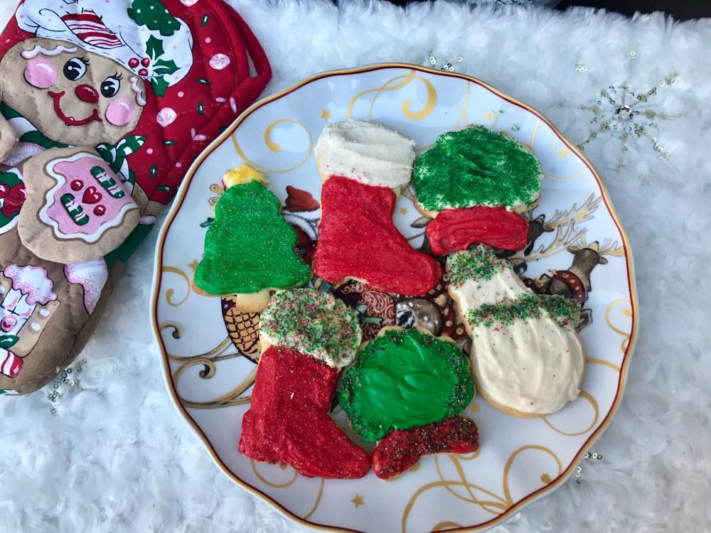 Fiori di Sicilia Sugar Cookies   The Rose Table