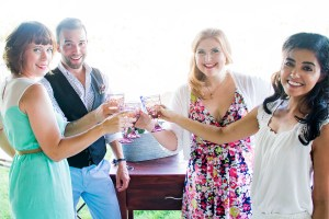 Cheers! | The Rose Table