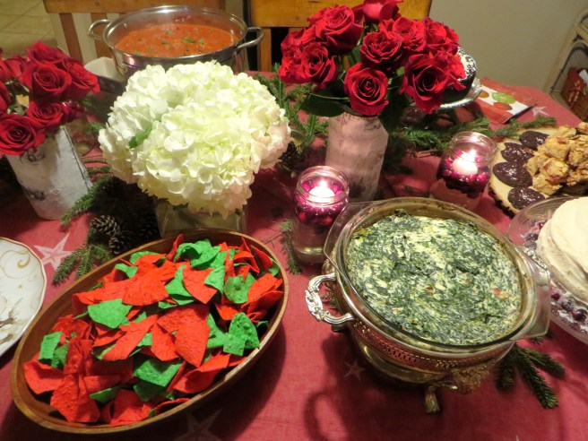 Spinach Dip | The Rose Table