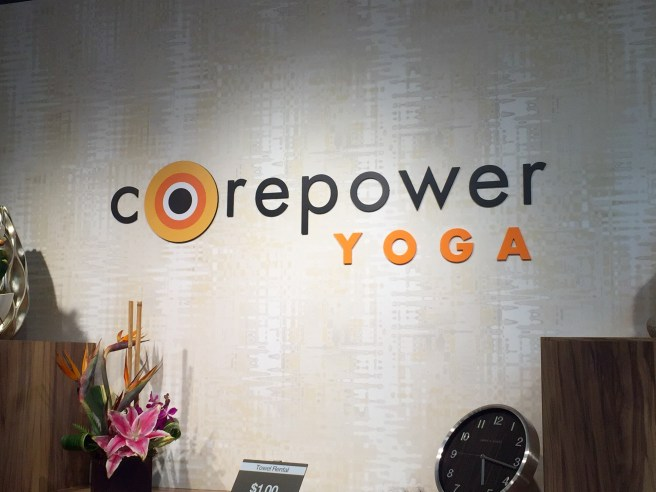 Core Power Yoga Review | The Rose Table