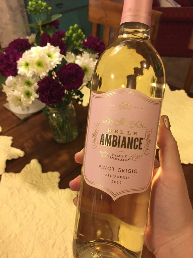 Belle Ambiance Pinot Grigio Review | The Rose Table
