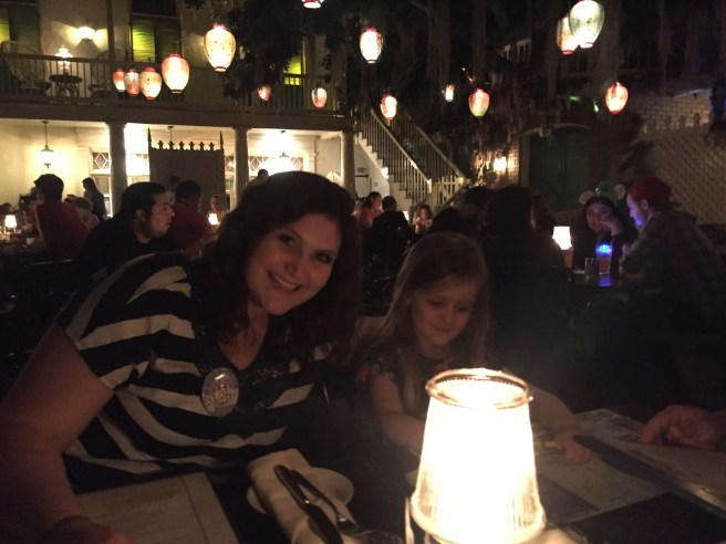 Disneyland Blue Bayou Review | The Rose Table