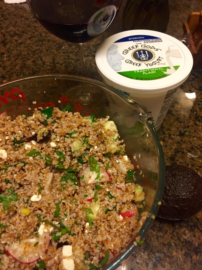 Sun-dried Tomato Tabbouleh | The Rose Table