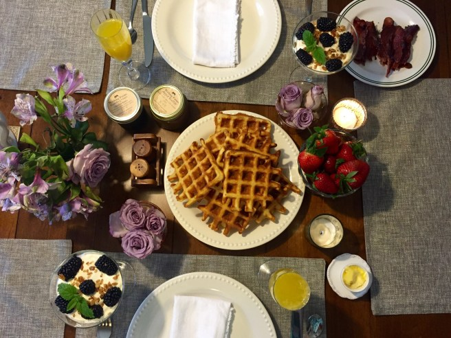 How to Host Brunch | The Rose Table