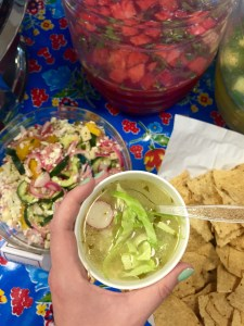 Central Market Passport Mexico Soup | The Rose Table