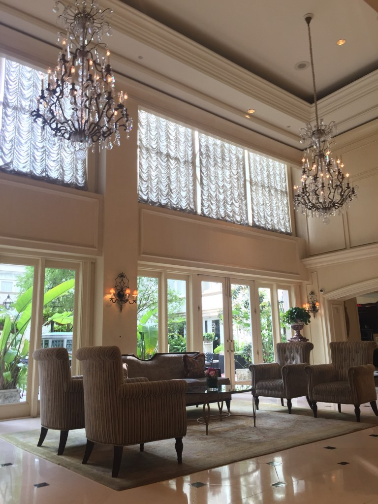Ritz-Carlton New Orleans Review | The Rose Table