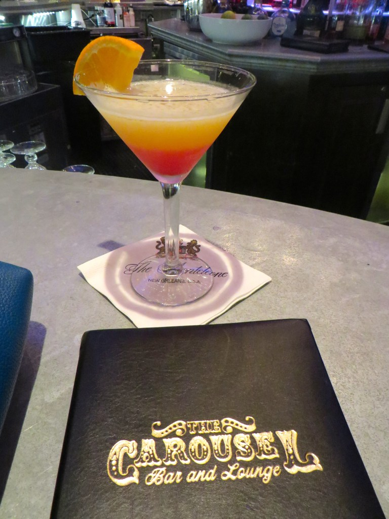 Carousel Bar New Orleans Review | the Rose Table