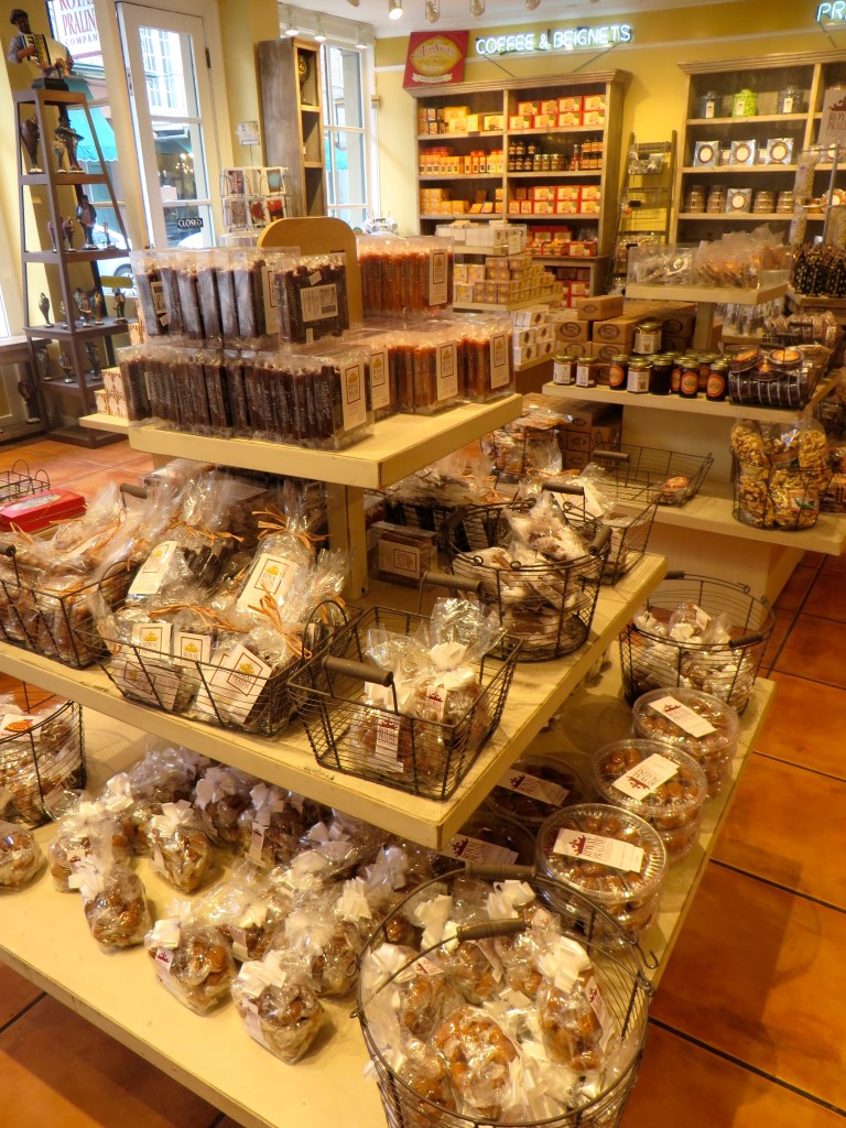Royal Praline Company New Orleans | The Rose Table